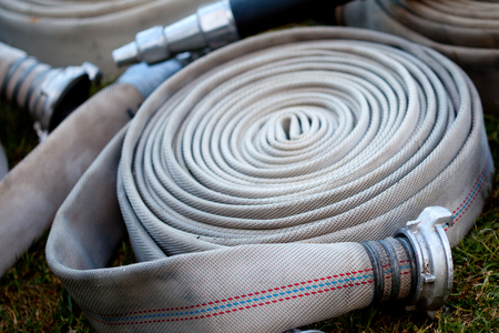 rolled firehose