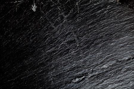 slate board: black slate board Stock Photo