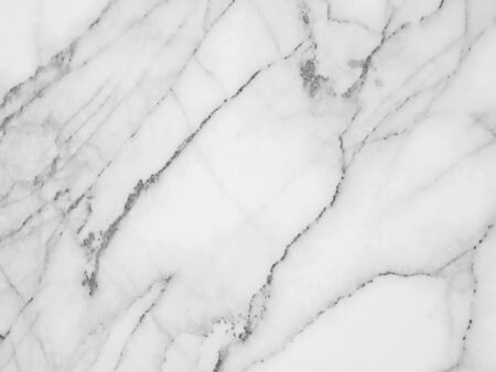 White marble pattern texture background. Clean marble surface.