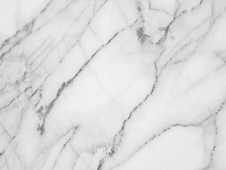 Weißer Marmor Muster Textur Hintergrund. Marmoroberfläche reinigen.