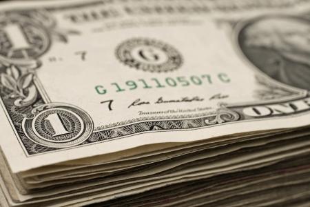 federal reserve: American One Dollar Bills