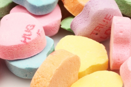 valentine          s day candy: Valentine s Day Candy Hearts
