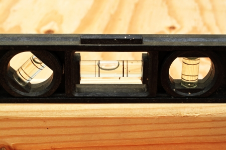 2x4 wood: Level On A Framing Stud