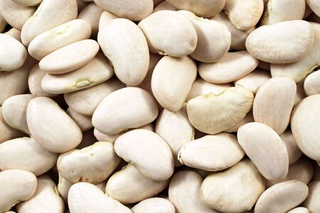 lima: A close up image of whole lima beans