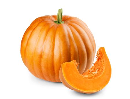Pumpkin isolated on white background Reklamní fotografie