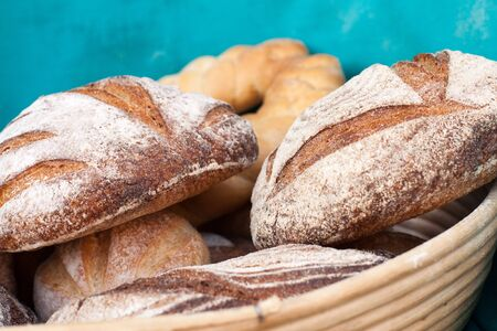 Bread is a staple food prepared from a dough of flour and water, usually by baking. Throughout recorded history it has been a prominent food in large parts of the world; it is one of the oldest man-made foods, having been of significant importance.