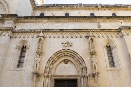 st jamess: St. Jamess cathedral. Shibenik (Sibenik), Croatia
