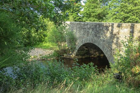 Nethy Bridge in Strathspey in the Highland Council Area of Scotland.