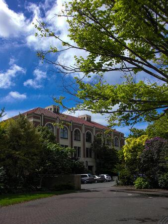 palmy: Massey University Building