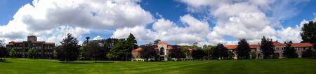 palmy: Massey University Panorama