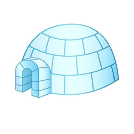 Igloo house.