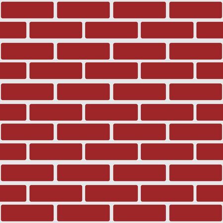 red brick: Background from a red brick.