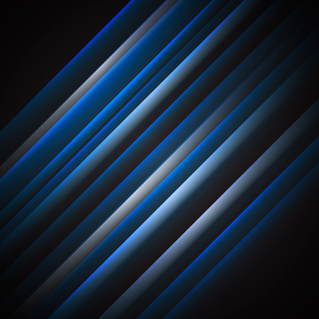cant: Vector abstract background. Inclined glowing stripes.