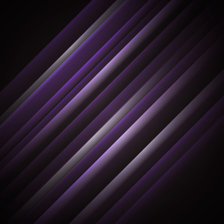 tip style design: Vector abstract background. Inclined glowing stripes.