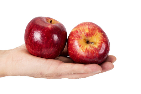 perfumed: hand with fruit