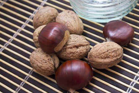 dry fruit: dry fruit isolated