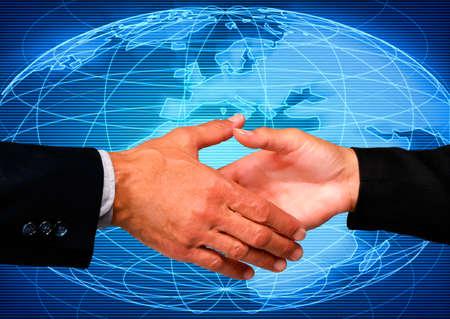 world business concept photo