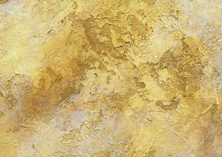 frayed: old stucco texture