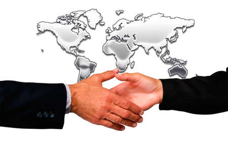 world business agreement Stock Photo - 1574854