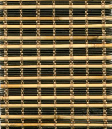 jalousie: bamboo jalousie texture Stock Photo