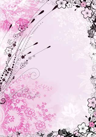 floral composition photo