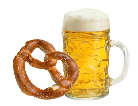 beer in german style photo