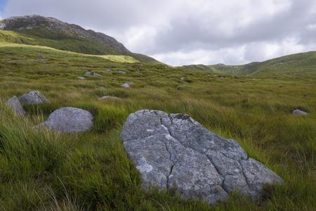 connemara: Scenery in Connemara National Park, Ireland