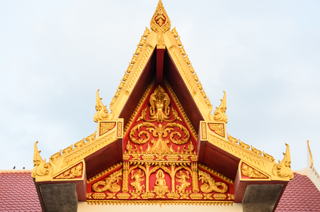Buddhist nakhon phanom in thailand