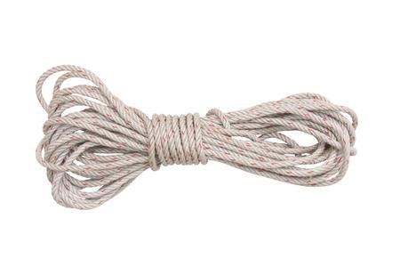 rope isolated on white background Stock Photo
