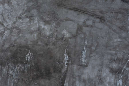 Gray concrete texture wall dirty background. old dirty grunge cement wall background. Фото со стока