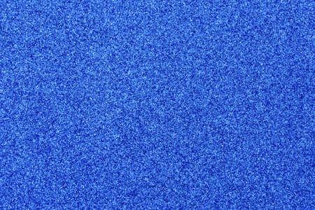 Blue glitter texture background