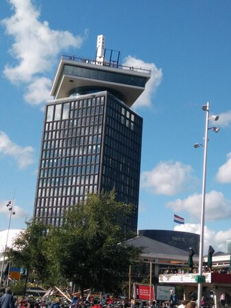 The Amsterdam Tower in the Netherlans