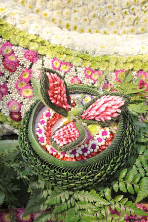 banana leaf: art of banana leaf