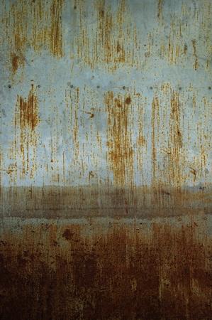 textured wall: rusty textured wall Stock Photo
