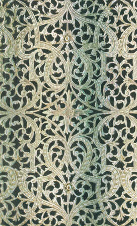 covering: Textile textured Wallpaper for walls Stock Photo