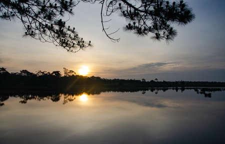 Phu Kradueng National Park, Thailand Stock fotó