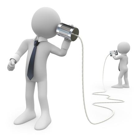 vibran: Pueden llamar empresarios hablando sobre un casero