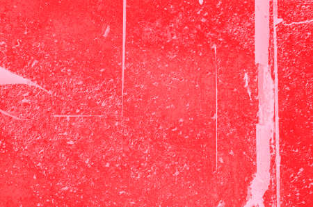abstract red, pink and coral colors background for design. 写真素材