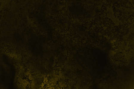 abstract macabre black and dark yellow colors background for design.