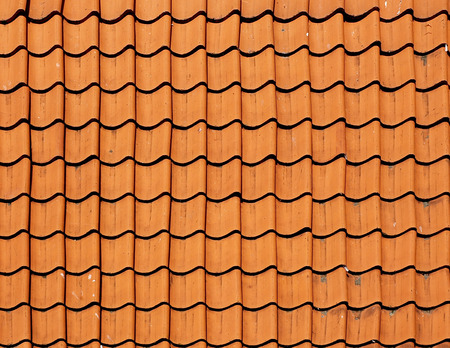 burned: Texture tile roofs.
