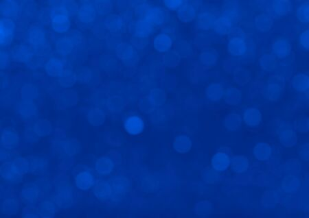 Beautiful blue bokeh background for photography. Imagens