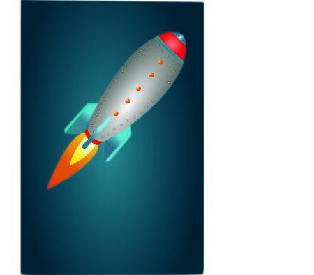 Rocket Stok Fotoğraf - 77915049