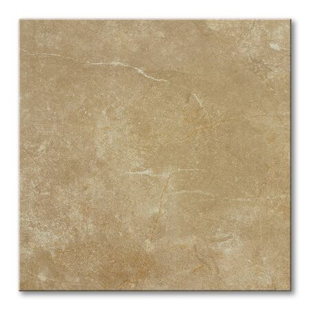 square floor tile with natural stone marble effect Stock fotó - 7390199