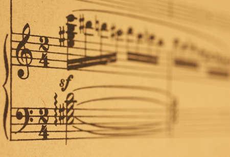 quavers: Music sheet