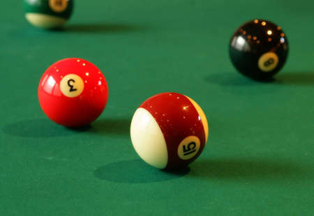 poolball: Snooker