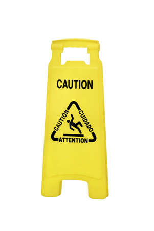 Caution photo