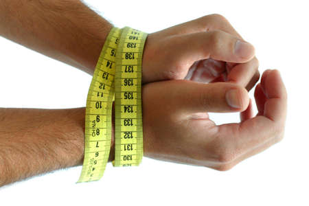 Forced diet Stock Photo - 1431521