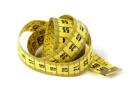 cintas metricas: Medici�n de la cinta