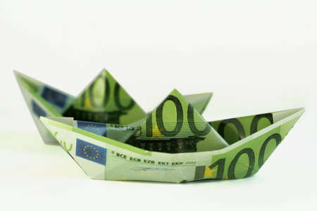 boat of money photo
