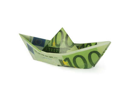 boat of money